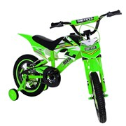 Bike Moto Cross Unitoys Aro 16 Verde - Ref.1220