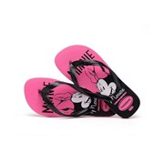 Chinelo Havaianas Top Disney Minnie Mouse Rosa Flux - 25/26