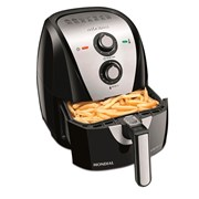 Fritadeira Air Fryer Grand Family 5,5L AF-55I Preta - 127V