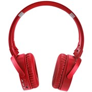 Headphone Multilaser Bluetooth 4.2 PH266 - Vermelho