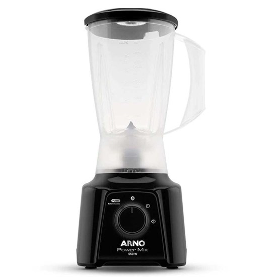 Liquidificador Arno 2L Power Mix LQ10 127V - Preto