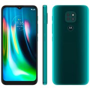 "Motorola Moto G9 Play 64GB 6,5"" 48Mp XT2083-1 Verde Turquesa"