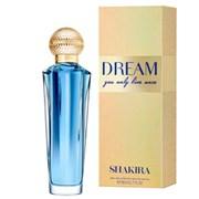 Perfume Feminino Shakira Dream Eau de Toilette - 80ml