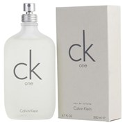 Perfume Unissex Calvin Klein CK One EDT - 200ml