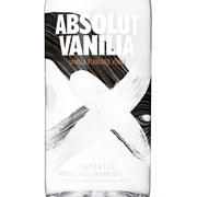 Vodka Absolut Vanilia Garrafa - 750ml