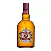 Whisky Chivas Regal Blended Scotch 12 Anos - 1L